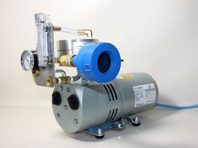 LV-1 Low Volume Air Sampler (100 - 120 VAC) - FJ Specialty